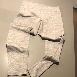 Heather Grey Gap Active Leggings
